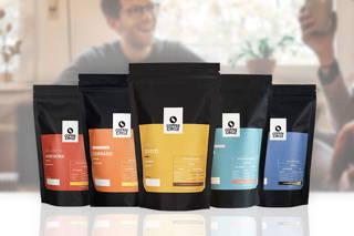 Kaffee Abo mit fünf Kaffees