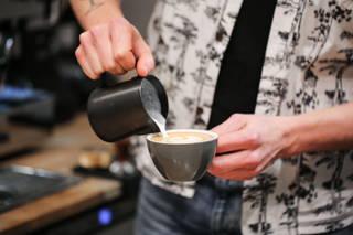 Latte Art Skills