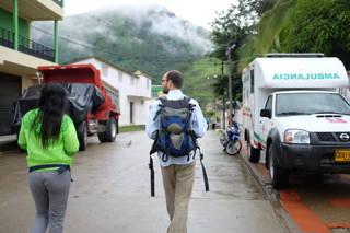 Unterwegs im Kaffeeland Kolumbien