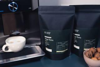 Tiga Terra Kaffee für Vollautomaten in der Siemens s700