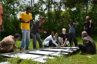 2013: Solarstrom für eine Gesundheitsstation (25.000 €)