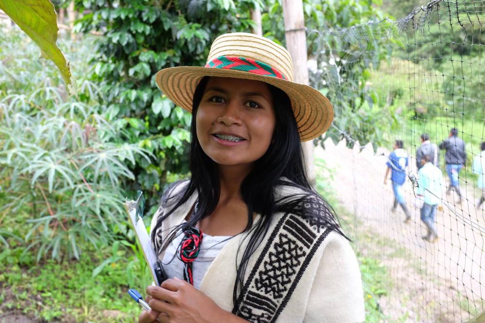 Besuch in Kolumbien