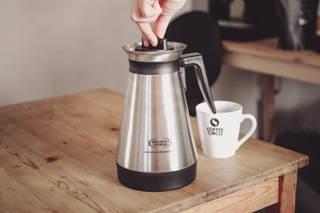 Frischer Kaffee aus dem Moccamaster