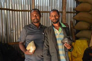 Zu Besuch bei der Biftu Gudina Kooperative