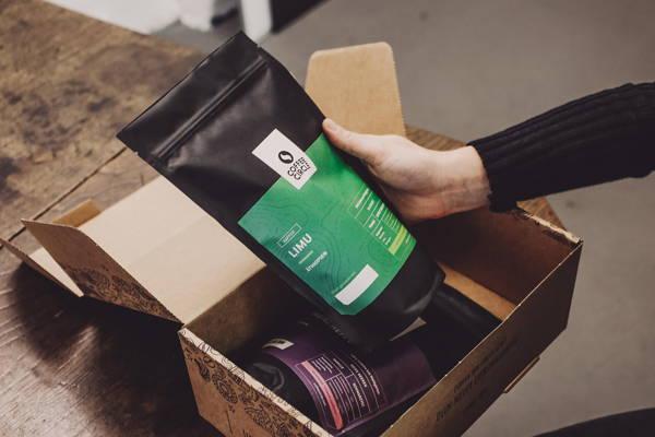 Kaffee-Set zum Zusammenstellen
