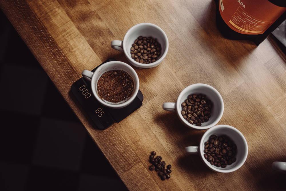 Die gleiche Kaffeemenge ist wichtig
