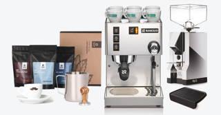 Espressomaschinen Komplettpaket