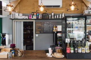 Etno Café Theke