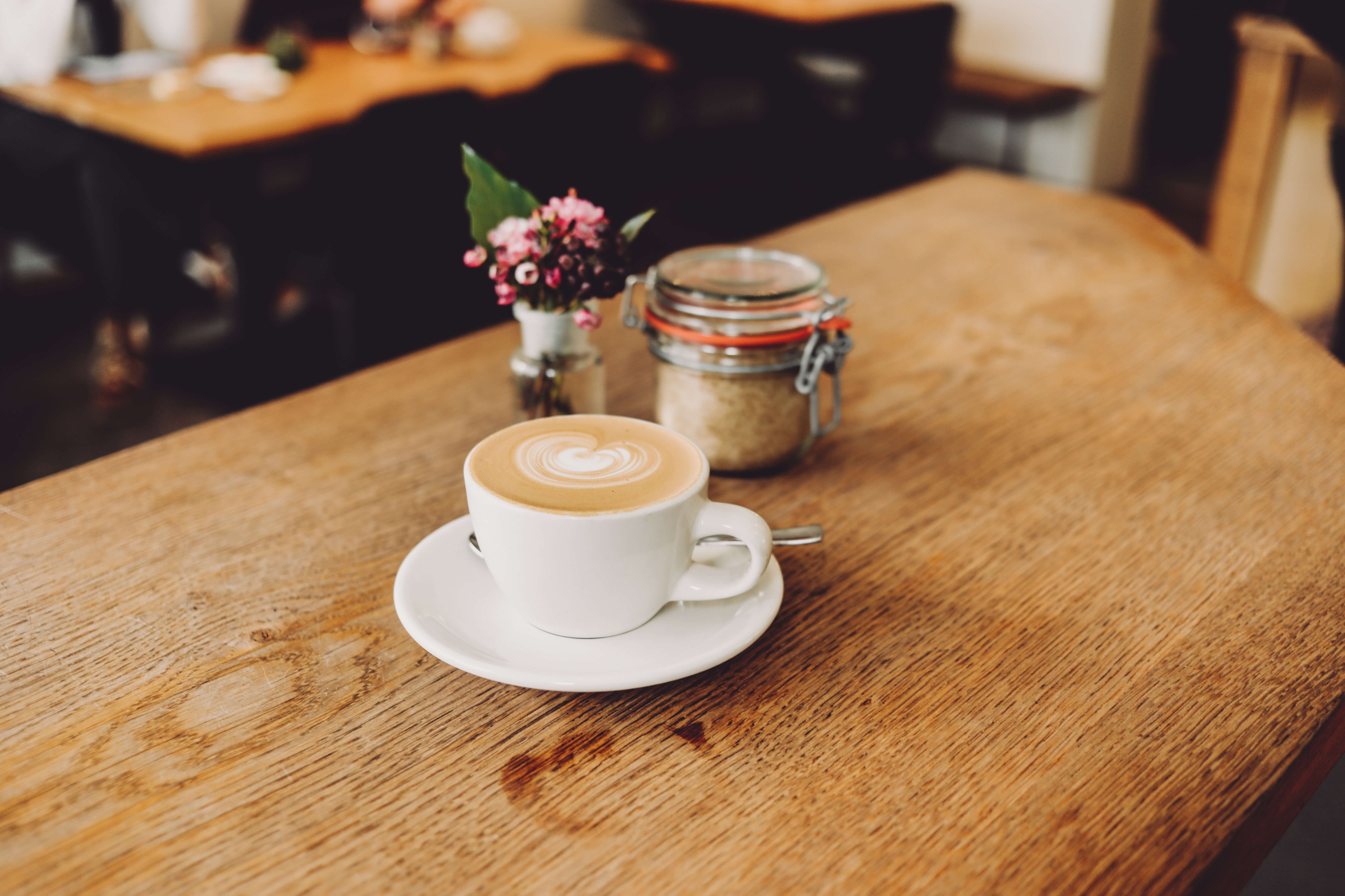 Morgen Cappuccino