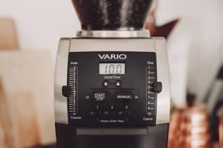 Grind your coffee fresh and make sure the grind is consistent