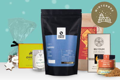 Coffee Circle Winterbox
