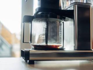 Kaffee zubereiten mit dem Moccamaster