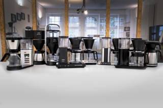 Alle Kaffeemaschinen im Test