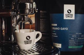 Unser kräftig, dunkler Espresso