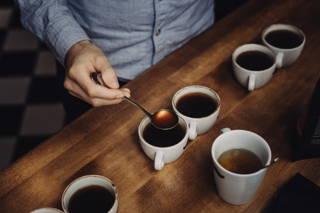 Kaffees im Vergleich