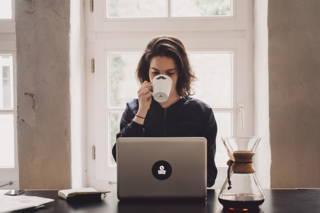 Richtig guter Kaffee im Büro