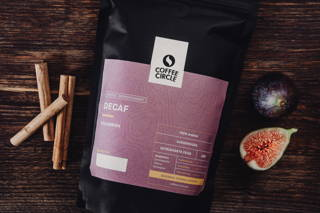 Das Aroma des Decaf Kaffees