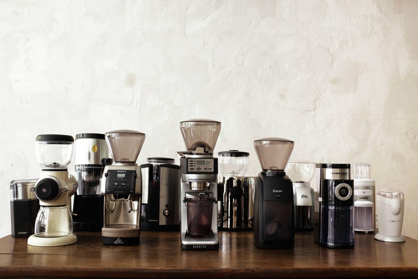 Kaffee Test 2019