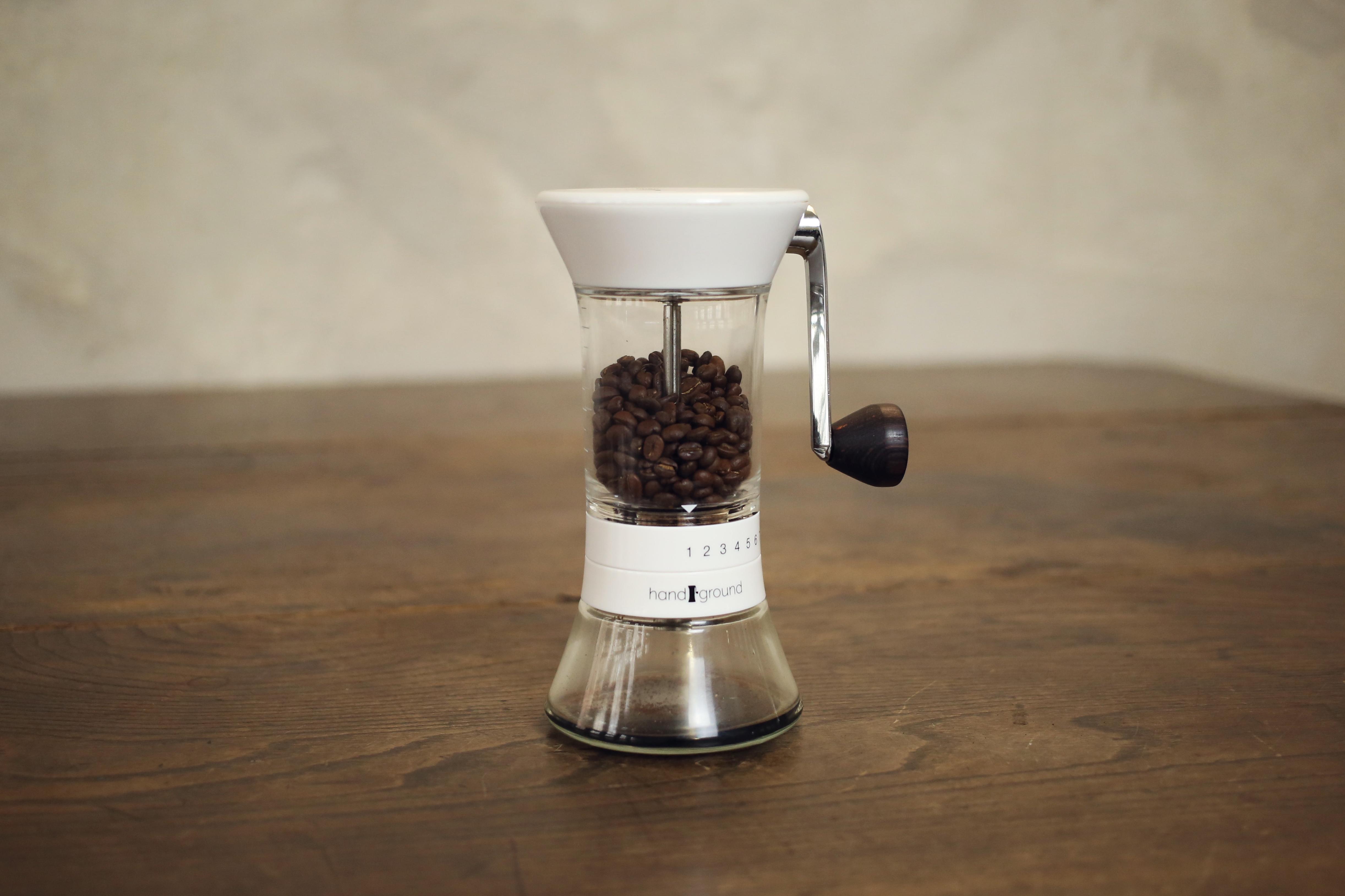Die neue Handground Kaffeemühle im Test