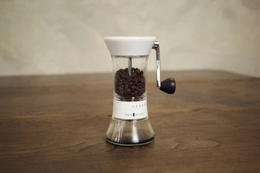 handground kaffeem hle im test coffee circle. Black Bedroom Furniture Sets. Home Design Ideas