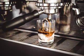 Espresso on Ice - Iced Latte