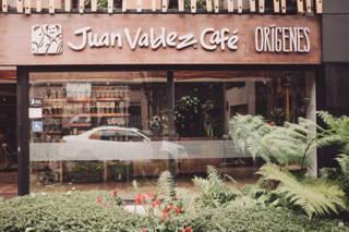 Neben gutem Kaffee findet man hier auch viele Informationen über die Geschichte des Landes