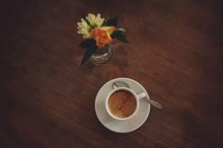 Kaffee im betahaus