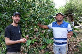 Wir kennen die Farmer unserer Kaffees