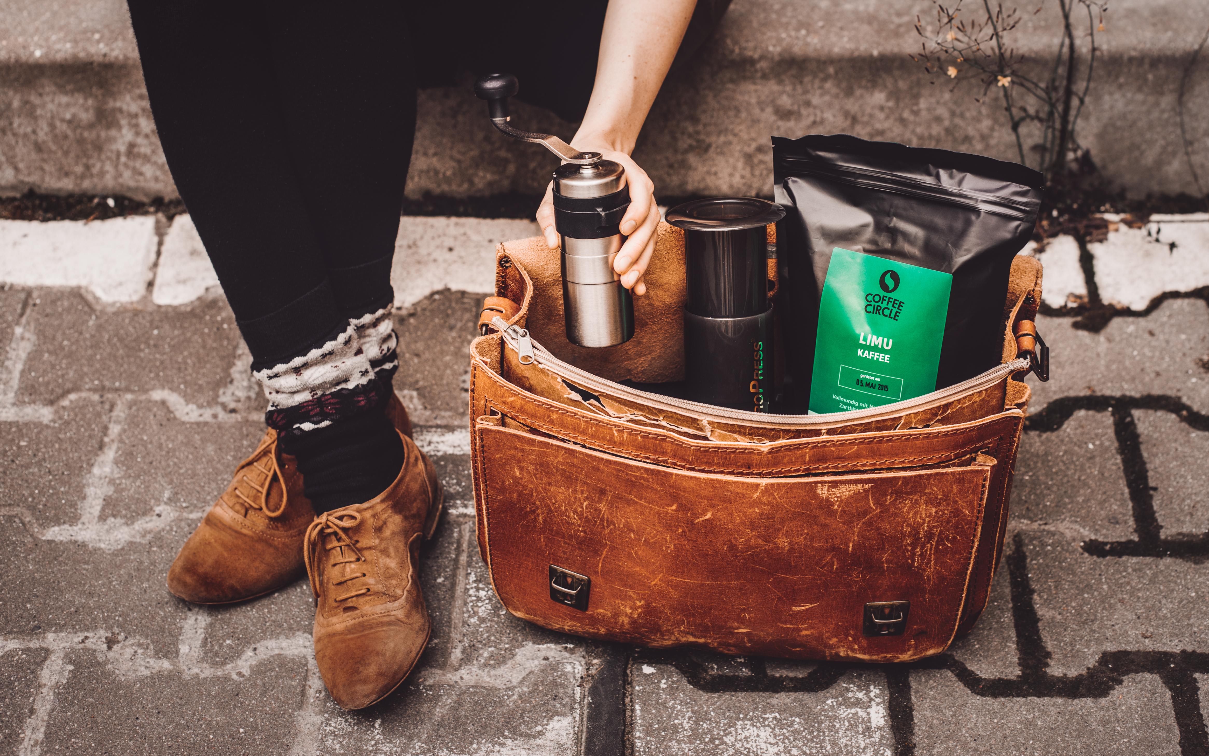 AeroPress Coffee Maker: In wenigen Schritten zum besseren Kaffee