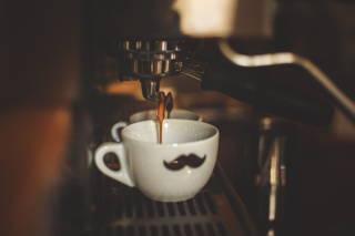 Espresso Coffee Circle