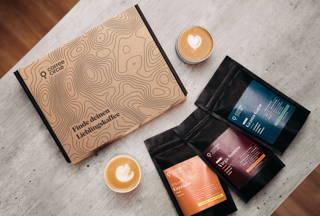 Probierpaket Espresso mit Cerrado, Yirga Santos und Grano Gayo und Cappuccino