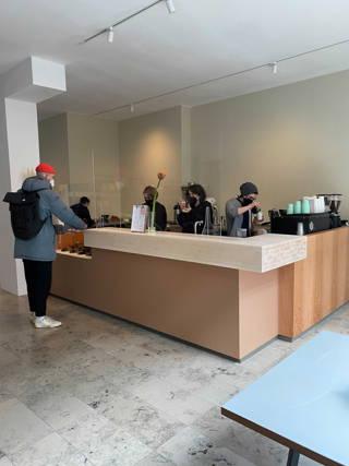 Cafe Mitte Team