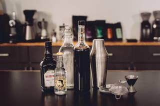 Leckeres Rezept für einen Kaffeecocktail