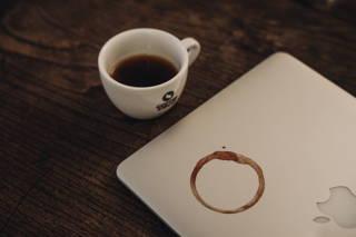 Kaffee muss sein