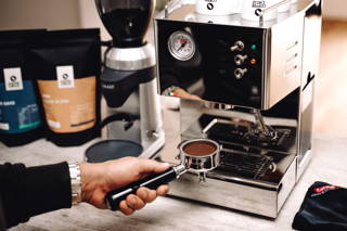 Espressozubereitung