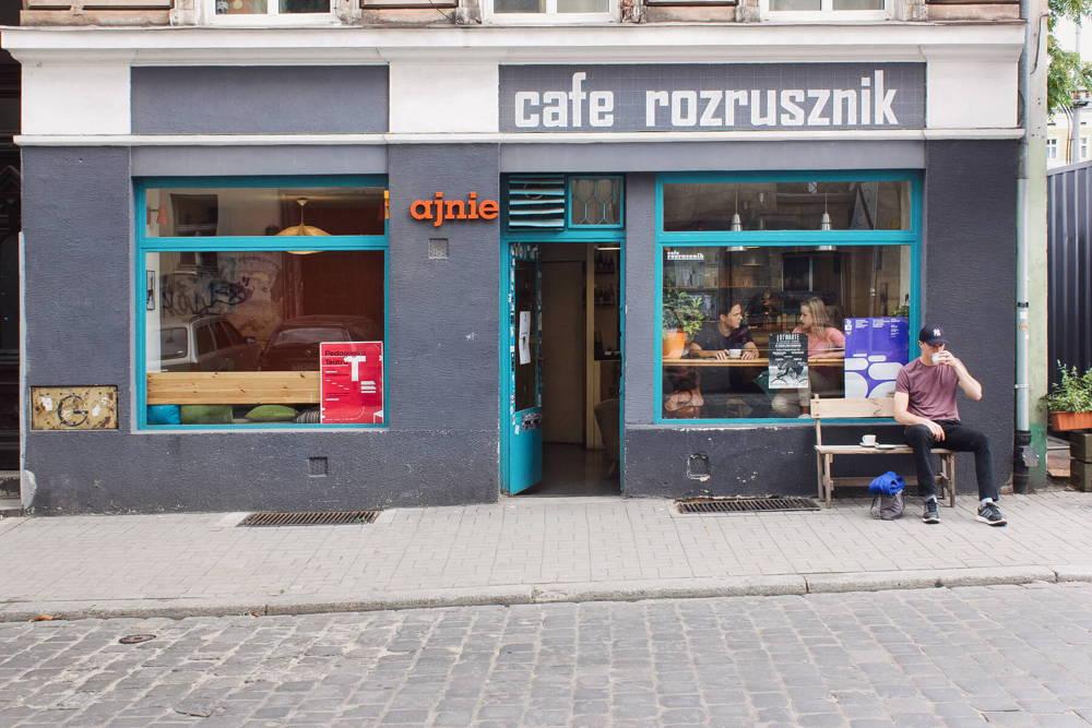 Café Rozrusznik