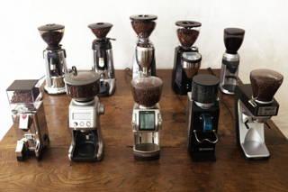 Wir testen verschiedene Espressomühlen