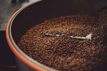 Wie wird Kaffee geröstet?