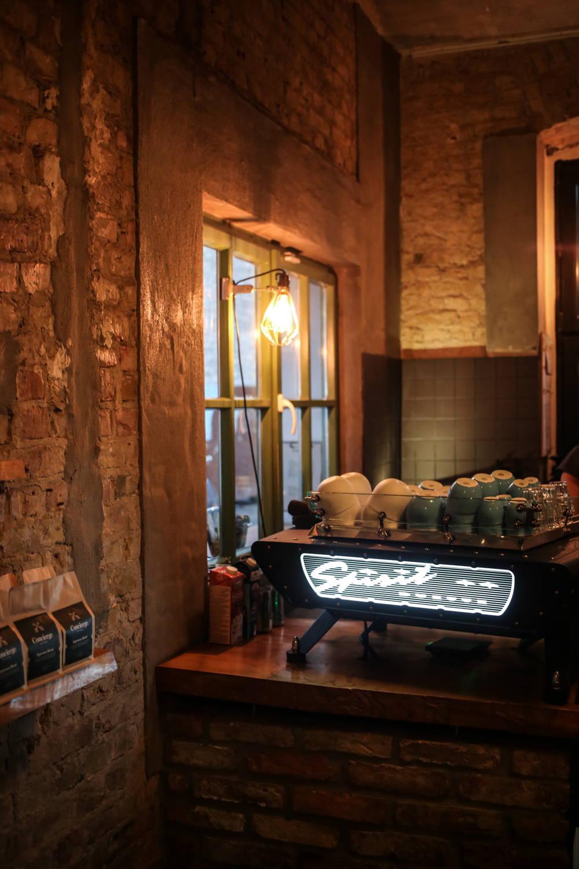 Spirit Espressomaschine