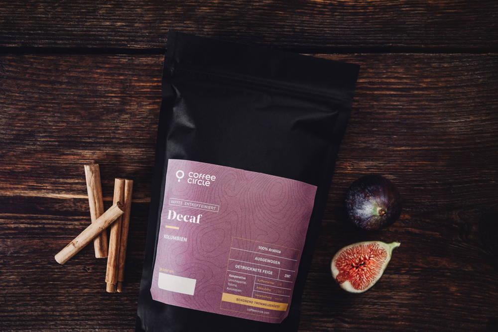 Decaf Filterkaffee Aromen