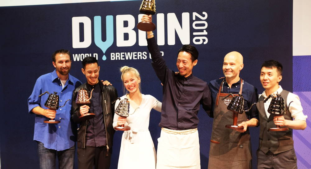 Der World Brewers Champ 2016 kommt aus Japan!