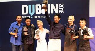 Der World Brewers Champ 2016 kommt aus Japan!
