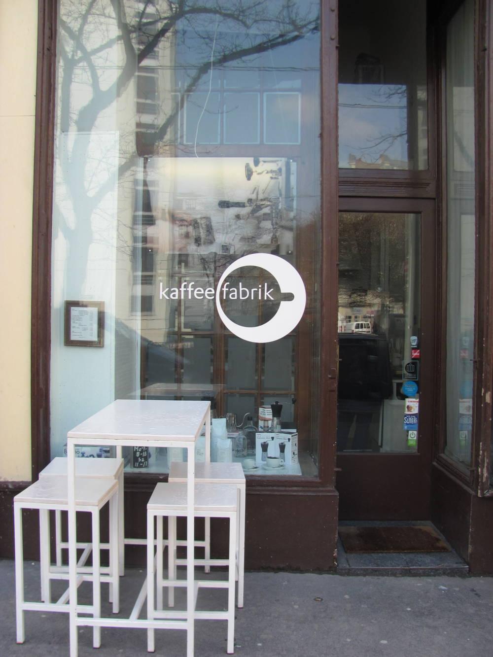 Kaffeefabrik Wien