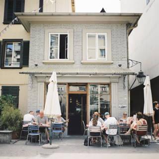 Das Café Sattler