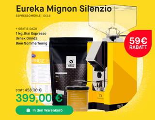 Eureka Mignon Silenzio gelb