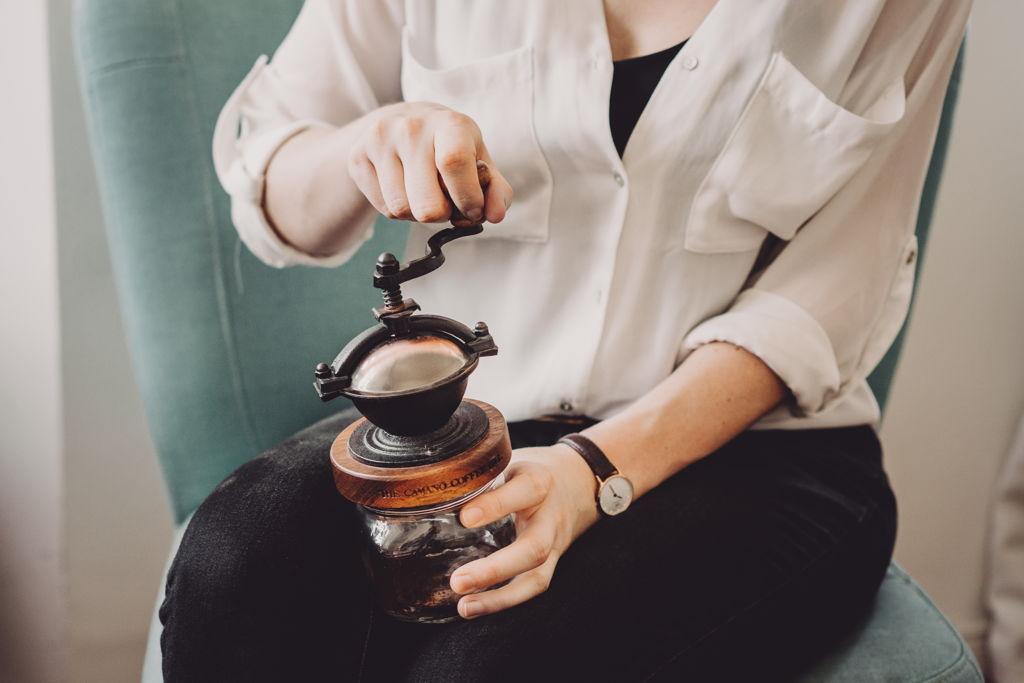 Delonghi Kaffeemaschine Mahlwerk Einstellen : Kaffeemühle und mahlgrad richtig einstellen coffee circle