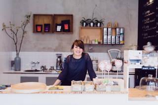 Im Café Janasch's in Magdeburg gibt's unseren Kaffee