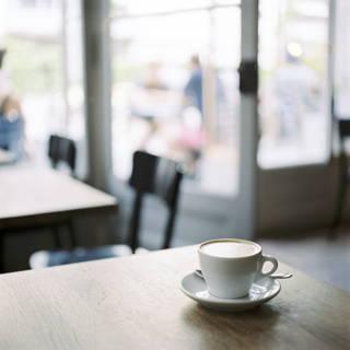 Cappuccino in Bern