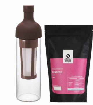 Hario Filter Bottle & Rungeto