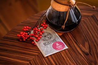 In der Belyzium Schokolade ist Rungeto Kaffee
